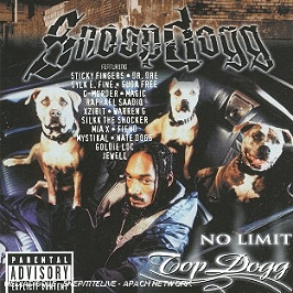No limit top Dogg, CD