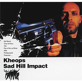 Sad hill impact, CD