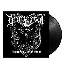 Northern Chaos gods, Vinyle 33T
