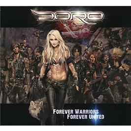 Forever warriors, forever united, CD Digipack