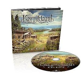 Kulkija, Edition digipack limitée., CD Digipack
