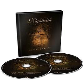 Human. :II: nature., édition limitée double CD digibook, inclus 1 CD bonus & 1 livret de 48 pages, CD Digipack