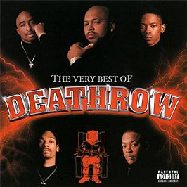 Very best of death row (explicit version), CD