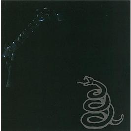 Black album, CD