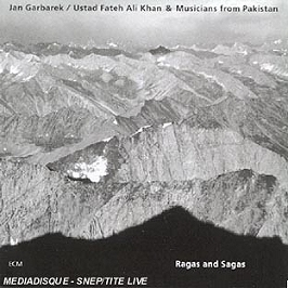 Ragas And Sagas, CD