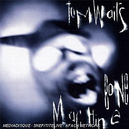 Bone machine, CD