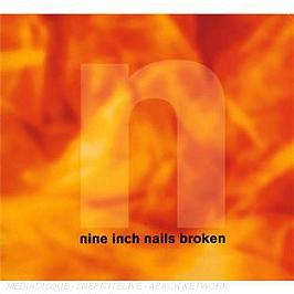 Broken, CD Digipack