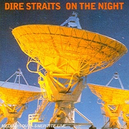 On the night (live), CD