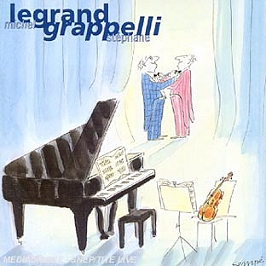 Michel Legrand & Stephane Grappelli, CD