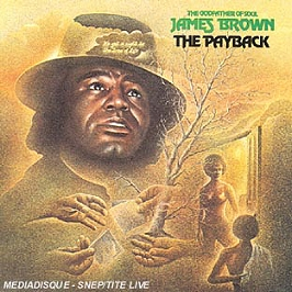 The payback, 1973, CD