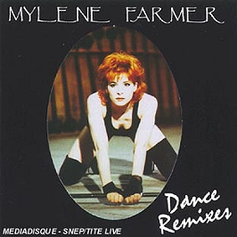 Dance remixes, CD