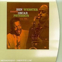 Ben Webster Meets Oscar Peterson, CD