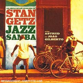 Jazz Samba, CD