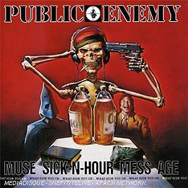 Muse sick-n-hour mess age, CD