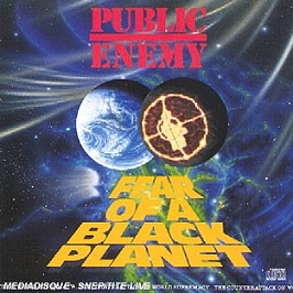 Fear of a black planet, CD