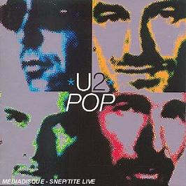 Pop, CD