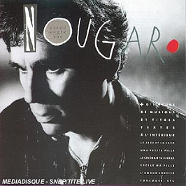 Grand angle sur Nougaro (best of), CD