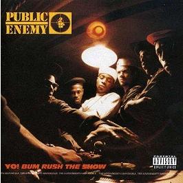 Yo ! bum rush the show, CD