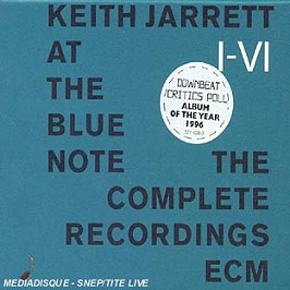 At The Blue Note The Complete Recording Ecm, CD