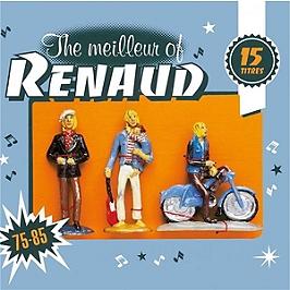 The Meilleur Of Renaud 1975/1985, CD