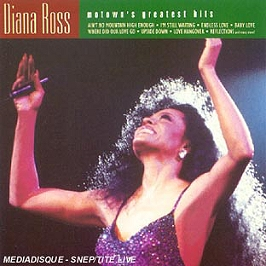 Motowns greatest hits, CD