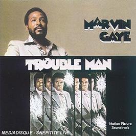 Trouble man, CD