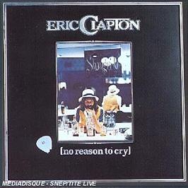 NO REASON TO CRY, CD