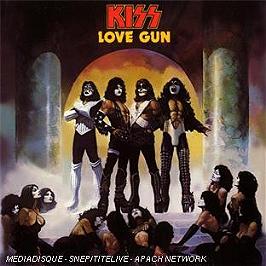 Love gun, CD