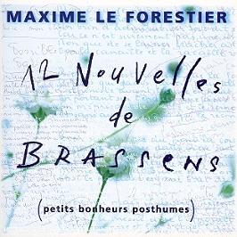 12 Nouvelles De Brassens, CD