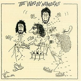 The Who by numbers, CD