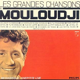 Les grandes chansons de Mouloudji, CD
