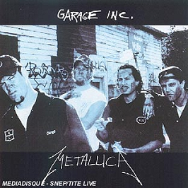 Garage inc., CD