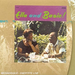 Ella and Basie, CD