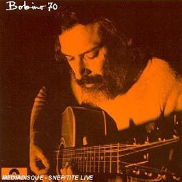 Bobino 70, CD