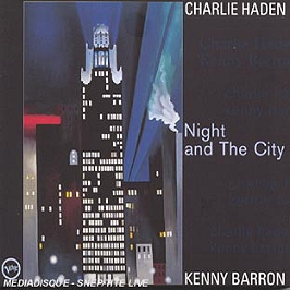 NIGHT AND THE CITY, CD