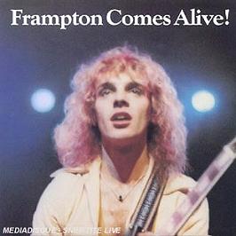 Frampton comes alive, CD