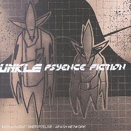 Psyence fiction, CD