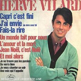 Herve Vilard (Capri C'est Fini), CD
