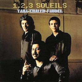 1, 2, 3 soleils, CD