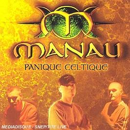 Panique celtique, CD