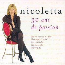 30 ans de passion, CD