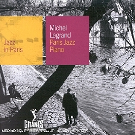 Paris jazz piano, CD