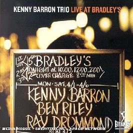 Live at Bradley's, CD Digipack