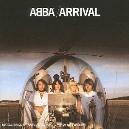 Arrival, CD