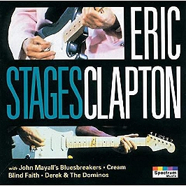 Stages, CD