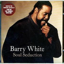 Soul seduction, CD