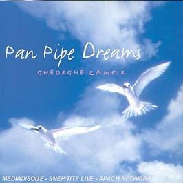 Pan pipe dreams, CD
