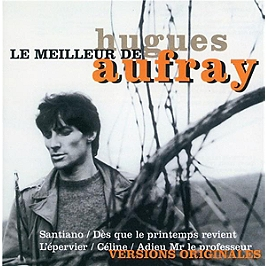 Hugues Aufray (best of), CD