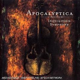 Inquisition symphony, CD