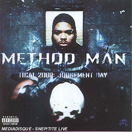 Tical 2000 : judgement day, CD